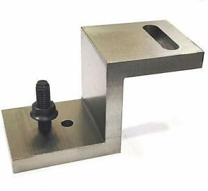 Z Type Caste Iron Angle Plate To Mount Mini Vertical Milling Slide