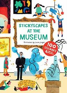 Stickyscapes at the Museum Magma for Laurence King $9.33
