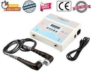 Portable Ultrasound 1mhz 3mhz Therapy Unit Ultra Med 300 Therasonic Machine