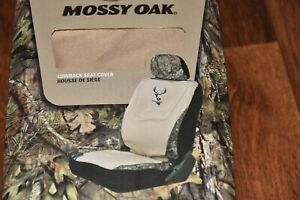 Brand New Spg Haas Mossy Oak Camo Lowback Seat Cover Truck Suv Car 2 Piece Bia B