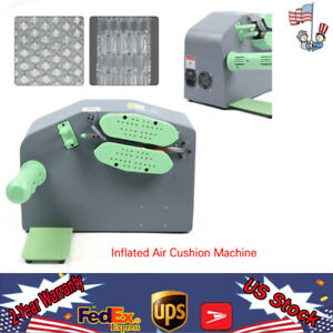 110v Inflated Air Cushion Machine Air Dunnage Bag Packaging Tool 200w Automatic