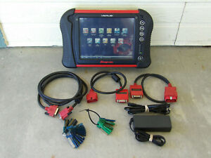 Snap On Verus Diagnostic Scanner Personality Keys Cable Kit 14 2 Software Euro