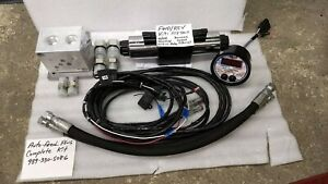 Auto feed Plus Hydraulic Diy Kit Convert Your Bandit Chipper To Auto Reverse
