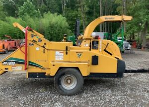 Brush Bandit 280hd With Only 216 Original Hours 3899