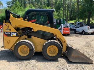 2014 Caterpillar 242d With Only 1357 Hours 3889