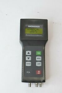 Bacharach Pca 55 Portable Combustion Analyzer As is