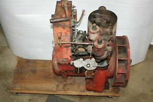 Rare 1926 To 1929 Delco Light Plant 32 Volt Model 752 With Crank To Be Restored