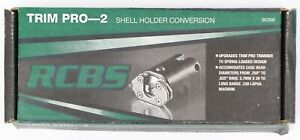 RCBS Trim Pro 2 Spring Loaded Shell Holder Conversion 90368 New in Box $149.95