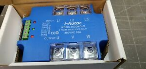 480vac 60a 3 Phase Solid State Relay Crossing Panel Mount I autoc Kudom b4b2