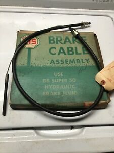 1955 56 Ford Station Wagon Sedan Delivery Hand Brake Lever Cable In Box 1911