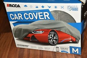 Brand New Moda Car Cover Size M Medium Coverking Coverbond Fits 14 3 16 8
