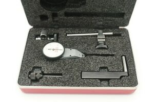 Starrett 811 Swivel Head Dial Test Indicator Set 0005 No Etchings Excellent