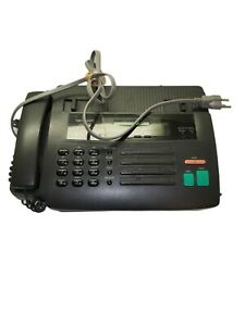 Sharp Ux 105 Fax Machine With Manual