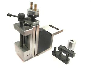 Milling Slide Combo For 7 X 14 Mini Lathes Milling Slide Z Angle Plate 2 Vice