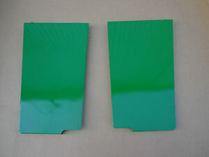 Left And Right Rear Side Panel Shield For John Deere 4000 4020 Ar40774 Ar40773