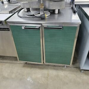 Cabinet Used 36 Beverage Counter For Soda Machine