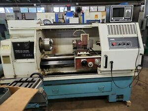 Trak Southwester Industries 1840css Teach toolroom Lathe With Prog Turret