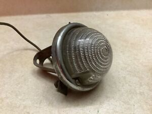 Guide B 29 Backup Light Early Automobile Reverse Lamp Vintage Truck Glass Lens