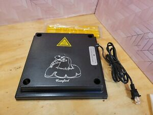 Comfort 25 Chick Brooder Electric Hen 13 Watt Heat Plate For Chickens poultry