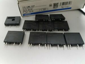 20 Pcs Omron Solid State Realy Dc12v