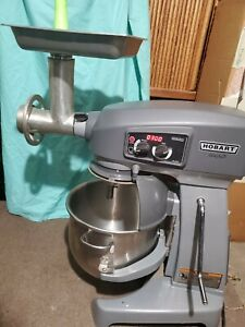 Hobart 20 Hl 200 Mixer Mixer With Meat Grinder Assembly Pick Up Only