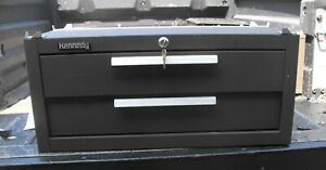Kennedy 2602b Matte Brown Base For 526 11 Drawer Tool Chest With Keys And Clips