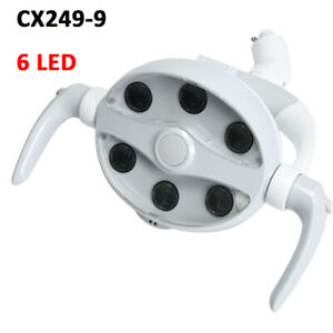 13w Dental Surgical Coxo Led Oral Light Exam Induction Lamp support For Dental C