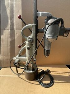 Bux Electro magnetic Drill Press L 3rp Incl B d 3 4 Utility Power Drill