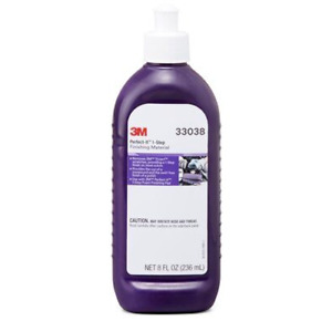 3m Perfect It 1 Step Finishing Material 8 Oz Compound Polish No Compounding