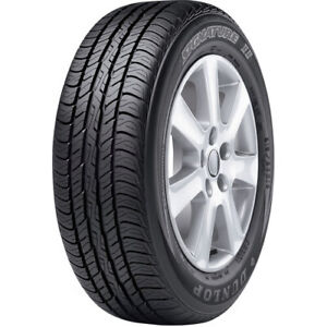 Dunlop Signature Ii 215 60r17 96t Bsw 4 Tires