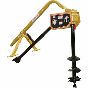 King Kutter Pto Posthole Digger With 9in Auger Model Phd 09 sc yk