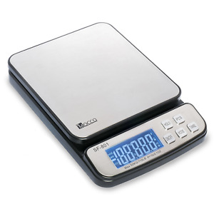 Mocco 110 Lb X 0 1 Oz Digital Shipping Postal Mailing Scale Weight Postage Scale