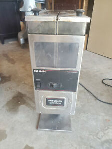 Bunn G9 2 Hd Commercial Coffee Grinder 150 Obo
