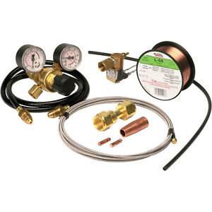 Lincoln Electric Mig Conversion Kit Fits Weld pack 100hd Wire Feed Welder