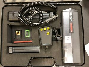 Stalker Atr Handheld Radar With Accessories And Carrying Case