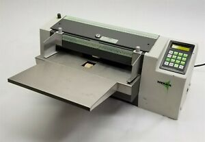 Widmer Rs s Sp High speed Check Signer Rotary Stamp Imprinter Machine Unknown