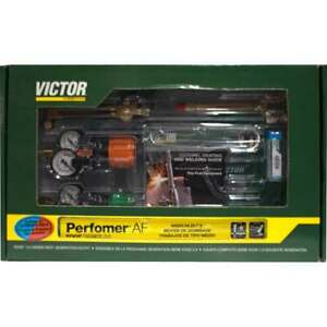 Victor 0384 2127 Performer 540 510lp Edge 2 0 Propane Cutting Torch Outfit