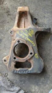 07 13 Chevy Gmc 1500 6 Inch Fabtech Lift Right Side Spindle Knuckle Used Ships