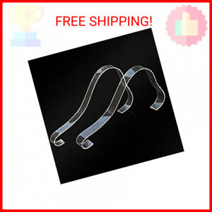 Acrylic Clear Sandal Shoe Store Display Stand Shoe Supports Shaper Forms Ins