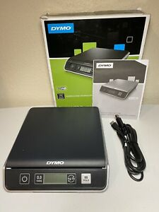 Dymo Digital Usb Postal Scale M10 Holds Up To 10 Pounds Lbs Black