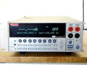 Keithley 2425 100vdc 3a 100w Dc Sourcemeter
