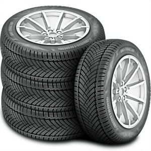 4 New Armstrong Ski Trac Hp 225 50r17 98v Xl Performance Snow Winter Tires