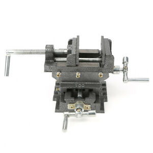 4inche Slide Drill Press Vise Metal Milling Vice Holder Clamping Tools
