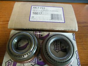 Yukon Gear Ak F F01 Front Axle Shaft Bearing Kit For Some 90s Bronco Amp F Series Fits 1988 Ford