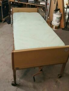 Used Invacare Homecare Full Electric Hospital Bed