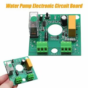 Blue Water Pump Automatic Pressure Control Electronic Switch Circuit Board 1pcs
