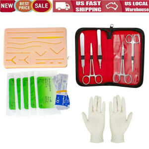 Surgical Practice Suture Kit For Medical And Veterinary Student Medical Training