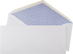 Security Envelopes Mailing Tinted Business 41 8 X 9 1 2 24lb Paper 500 Count