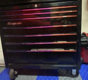 Snap On 7 Drawer Roller Chest Kra4107 Tool Box
