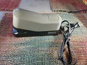 Vintage Panasonic As 302 Electric Stapler 20 Sheets Capacity Tested Working